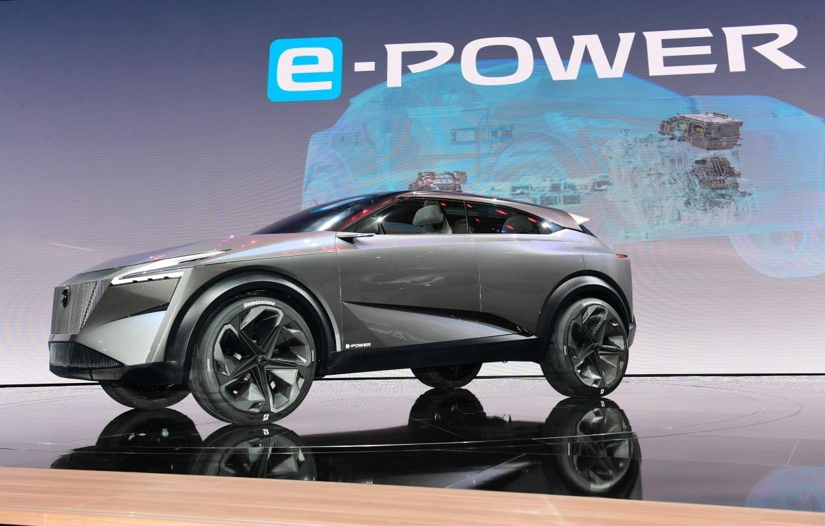Nissan IMQ, el concept car presentado en Ginebra.