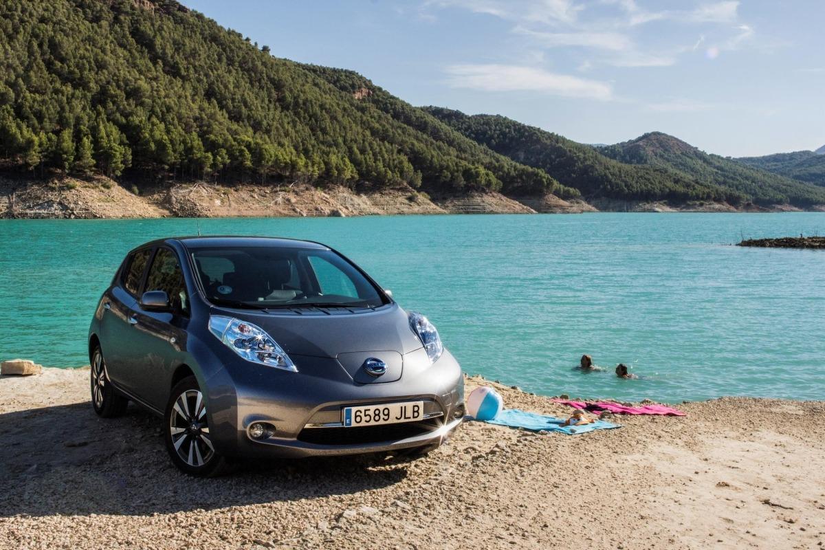 Crecen las matriculaciones de vehículos eléctricos en España.