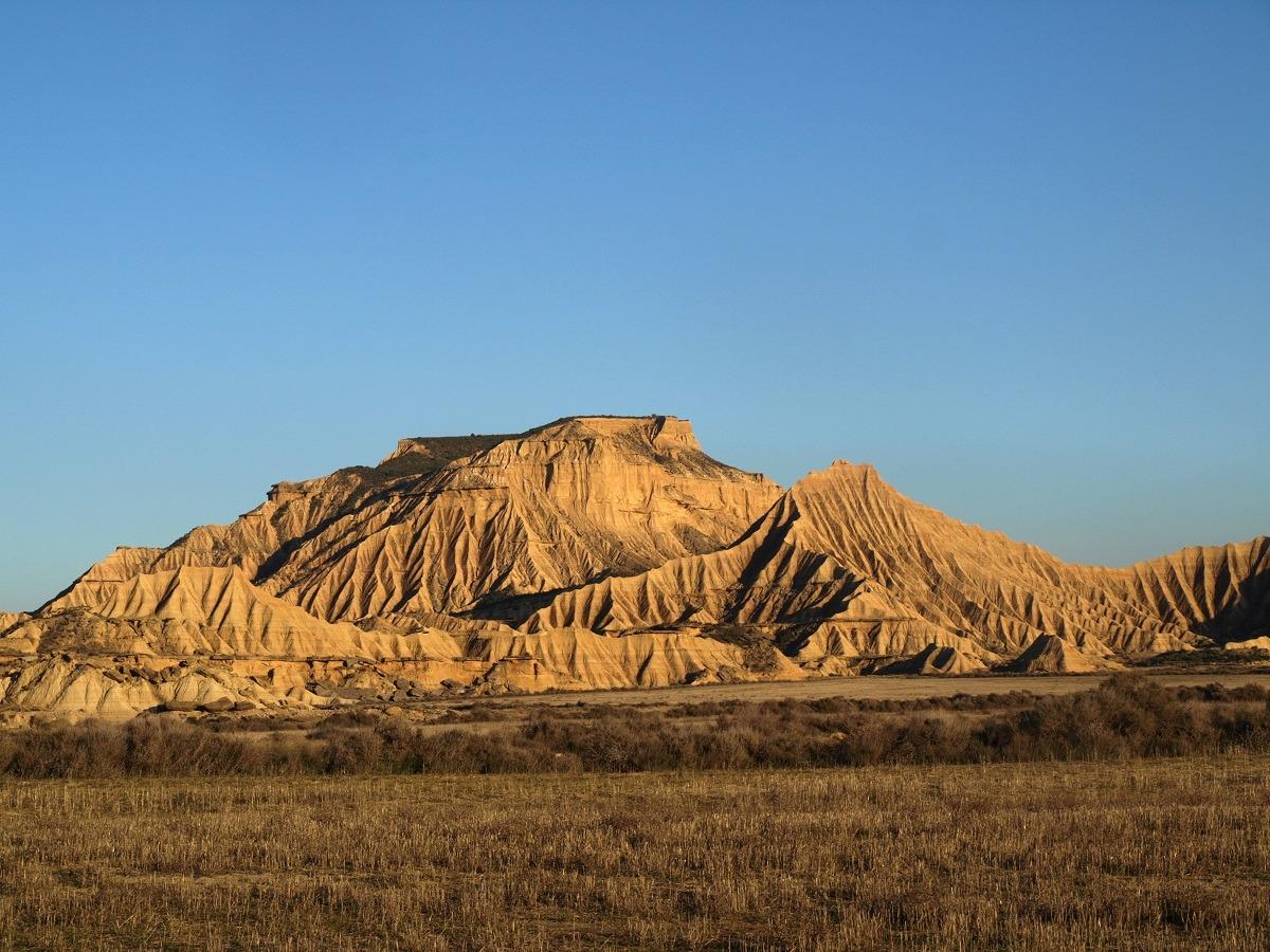 Pisquerra: uno de los lugares más desérticos de este parque natural reserva de la Biosfera.