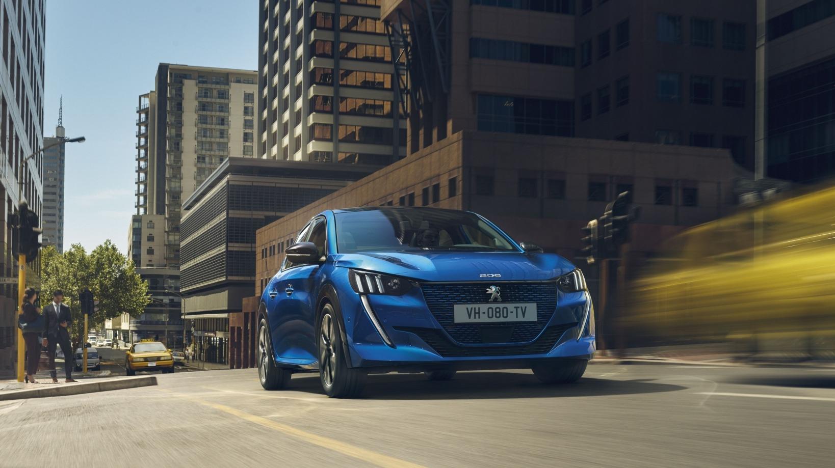 El nuevo Peugeot 208, con motor eléctrico, gasolina y diésel.
