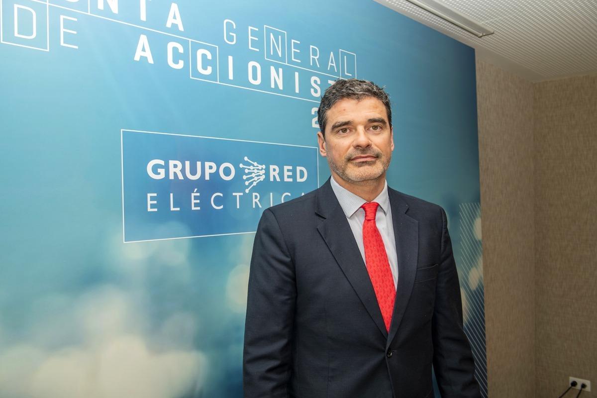 Antonio González Urquijo, delegado de la Zoma Norte de Red Eléctrica.