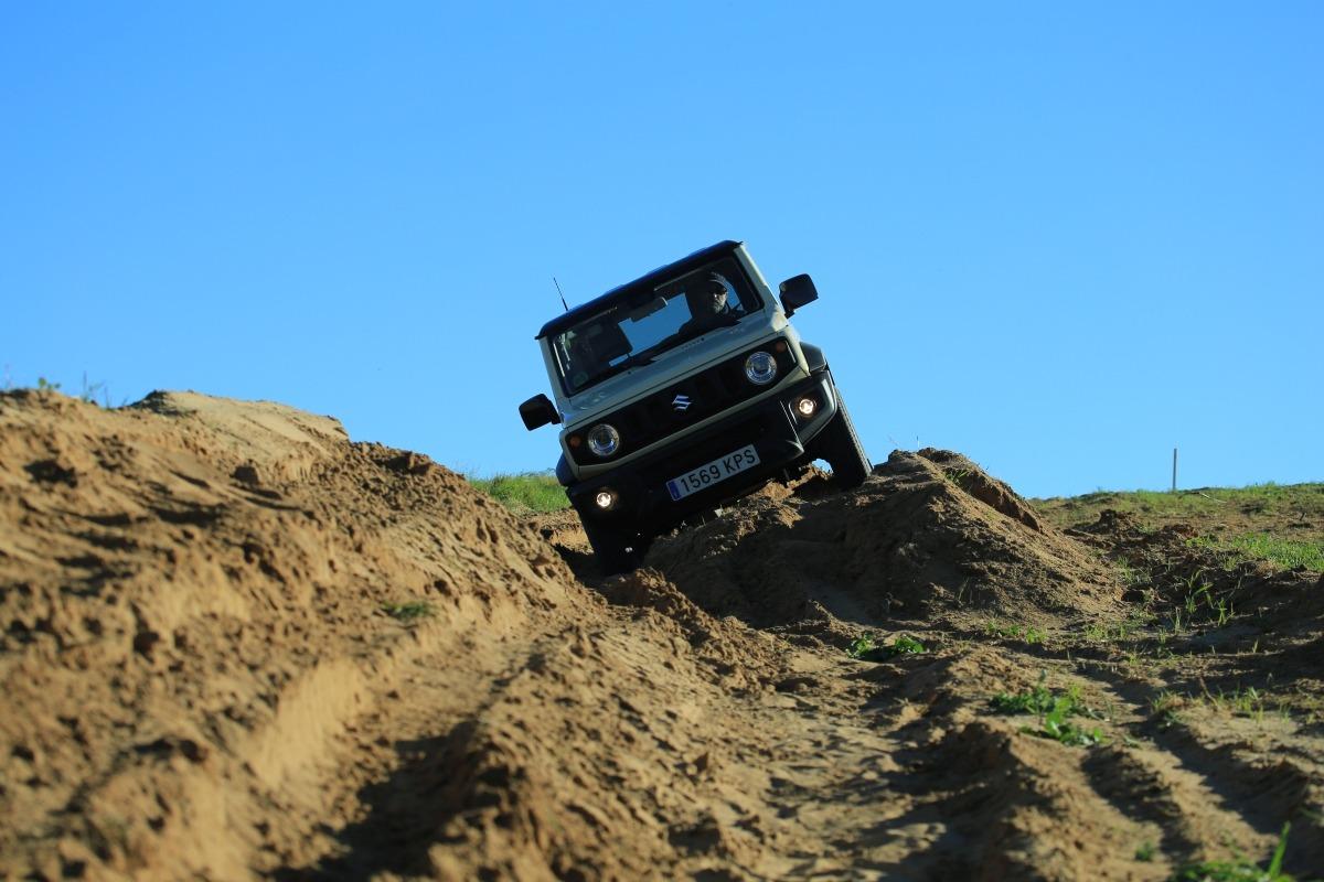 Suzuki Jimny All Grip PRO.