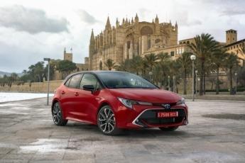 La nueva generación de Toyota Corolla.