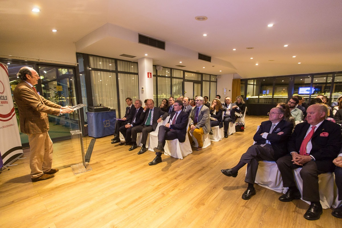 Presentación del Anuario Capital 2018 en Madrid