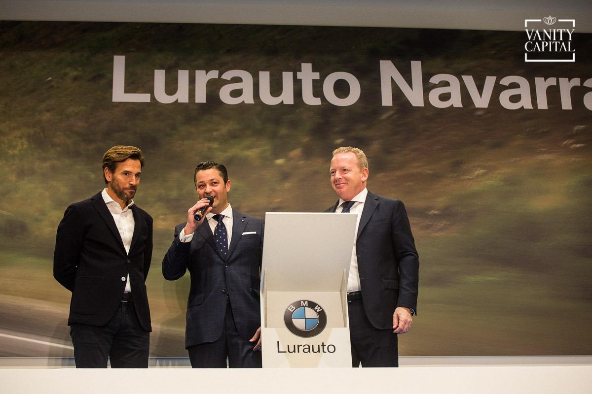 Inauguración Lurauto Navarra