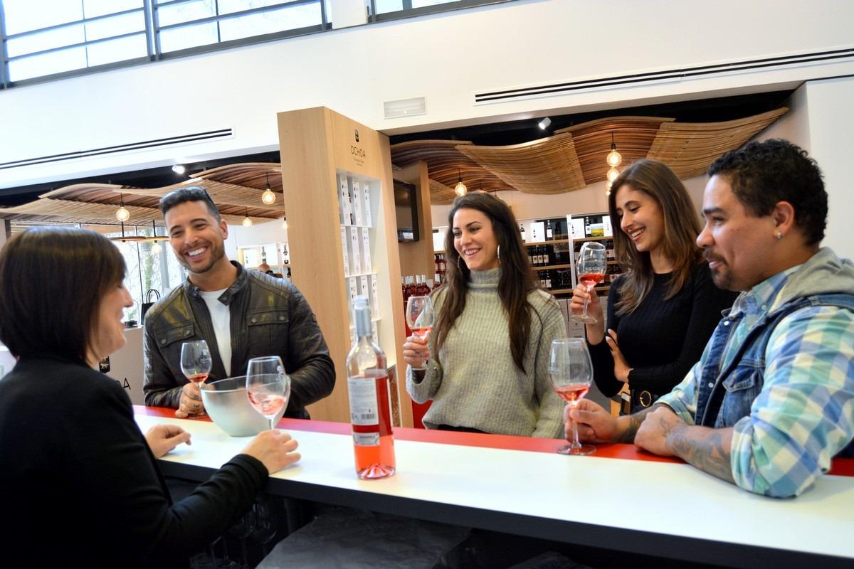 cata-vino-Bodegas-Ochoa-instalaciones-Olite