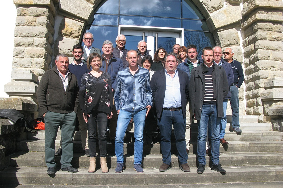 El Consejo Regulador de la IGP Espárrago de Navarra.