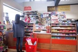 Se trata de la tercera tienda de conveniencia RAPID que la cooperativa ha abierto durante este mes.