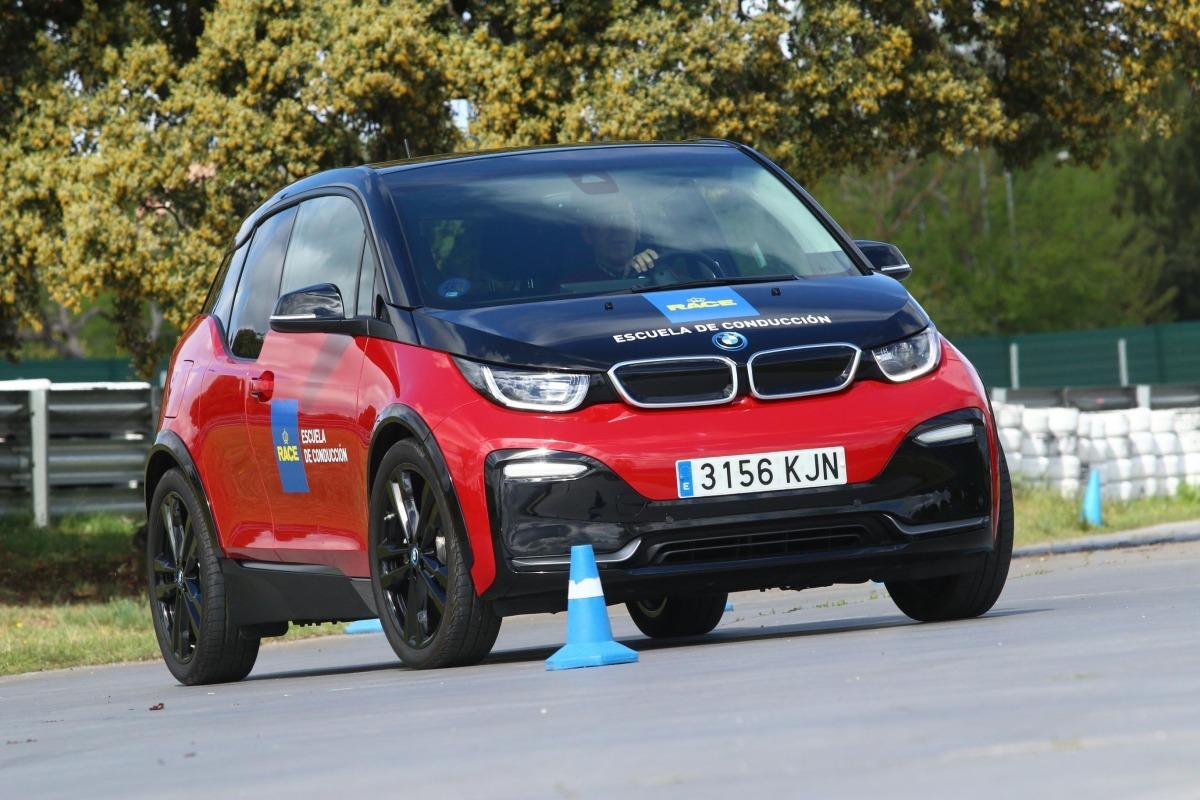 BMWi3 Race