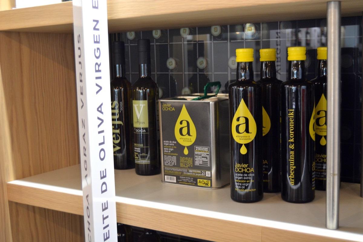 Bodegas-Ochoa -instalaciones-Olite-aceite