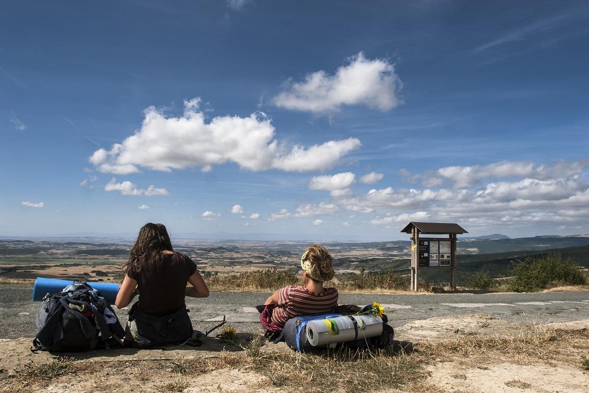 Camino de Santiago. (Foto: Oriol Conesa)