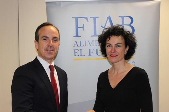 Mauricio García de Quevedo y Cristina Lecumberri.