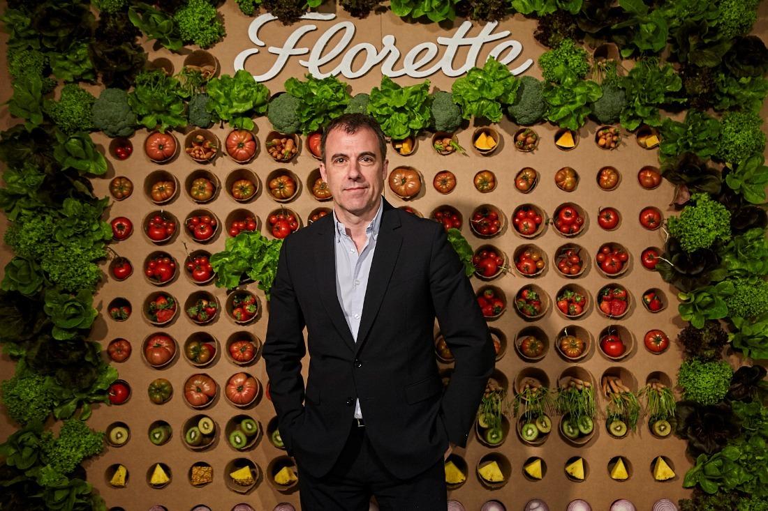 Fermín Aldaz, director comercial y de márketing de Florette Ibérica.