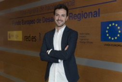 Gonzalo Franco, Ingeniero Industrial del COIINA y director de la OTD. (Fotos: David Muñiz)