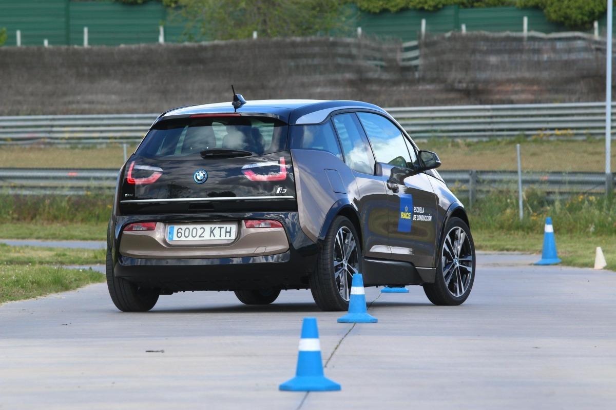 BMW i3 Race.