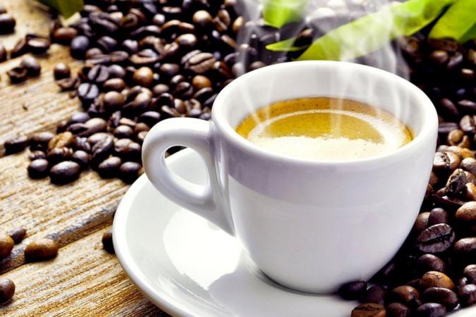 El café, un lujo para el olfato, una exquisitez para el paladar.
