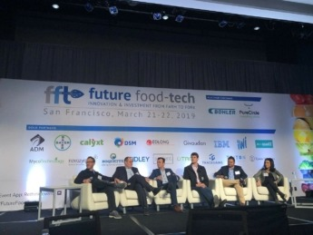 CNTA acudió al Future Food Tech de San Francisco, donde se debatieron las próximas tendencias del sector agroalimentario.