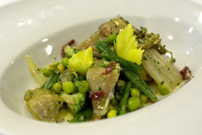 Las verduras de Tudela están de fiesta. (Foto cedida por Verduarte)