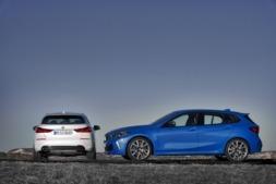 Líneas más depuradas y deportivas para el nuevo BMW Serie 1.