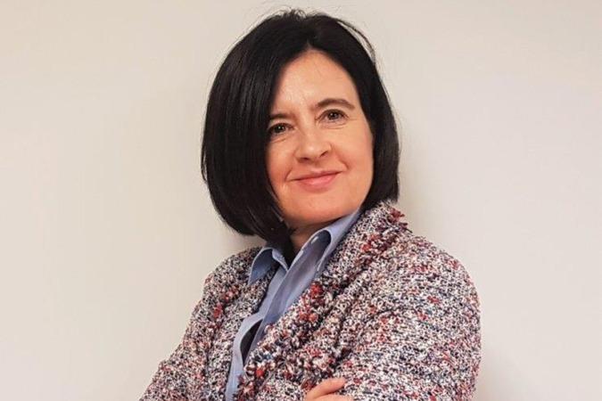 Cristina Sotro encabezaba la única lista que optaba a la dirección de Amedna.
