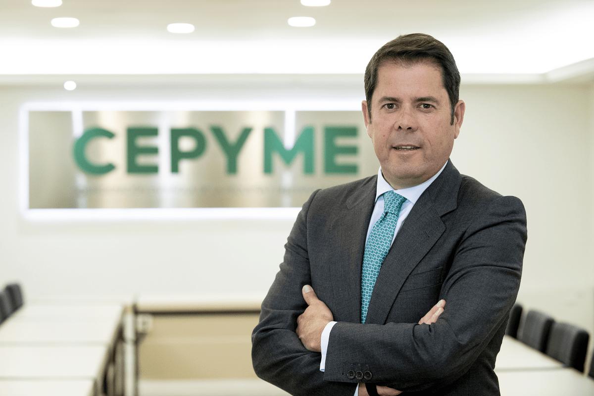 Gerardo Cuerva, presidente de la CEPYME, próximo invitado a los 'Desayunos Empresariales' de NavarraCapital.es el 11 de junio.