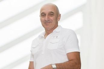 El catedrático e investigador de la UPNA Humberto Bustince.