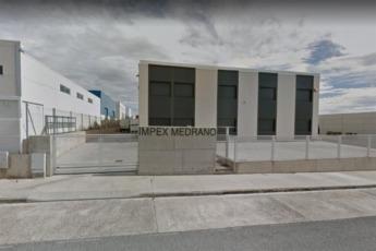 Las instalaciones de Conservas Medrano se encuentran en el polígono Las labradas de Tudela.