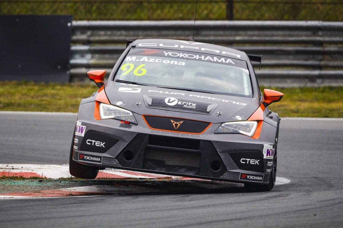 96 AZCONA Mikel, (ESP), PWR Racing,cupra TCR, action during the 2019 FIA WTCR World Touring Car cup of Zandvoort, Netherlands from May 17 to 19 - Photo Florent Gooden / DPPI
