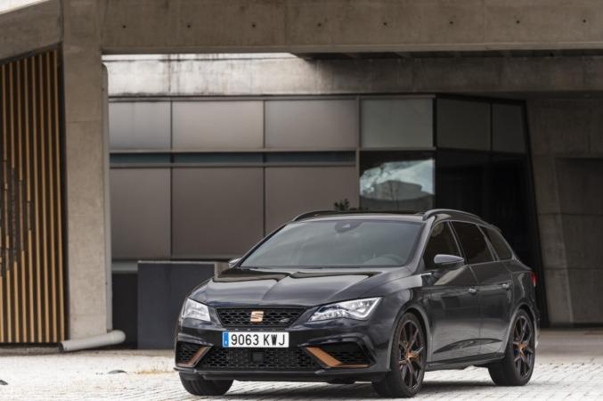 Seat León ST CUPRA R, en exclusiva para el mercado español.