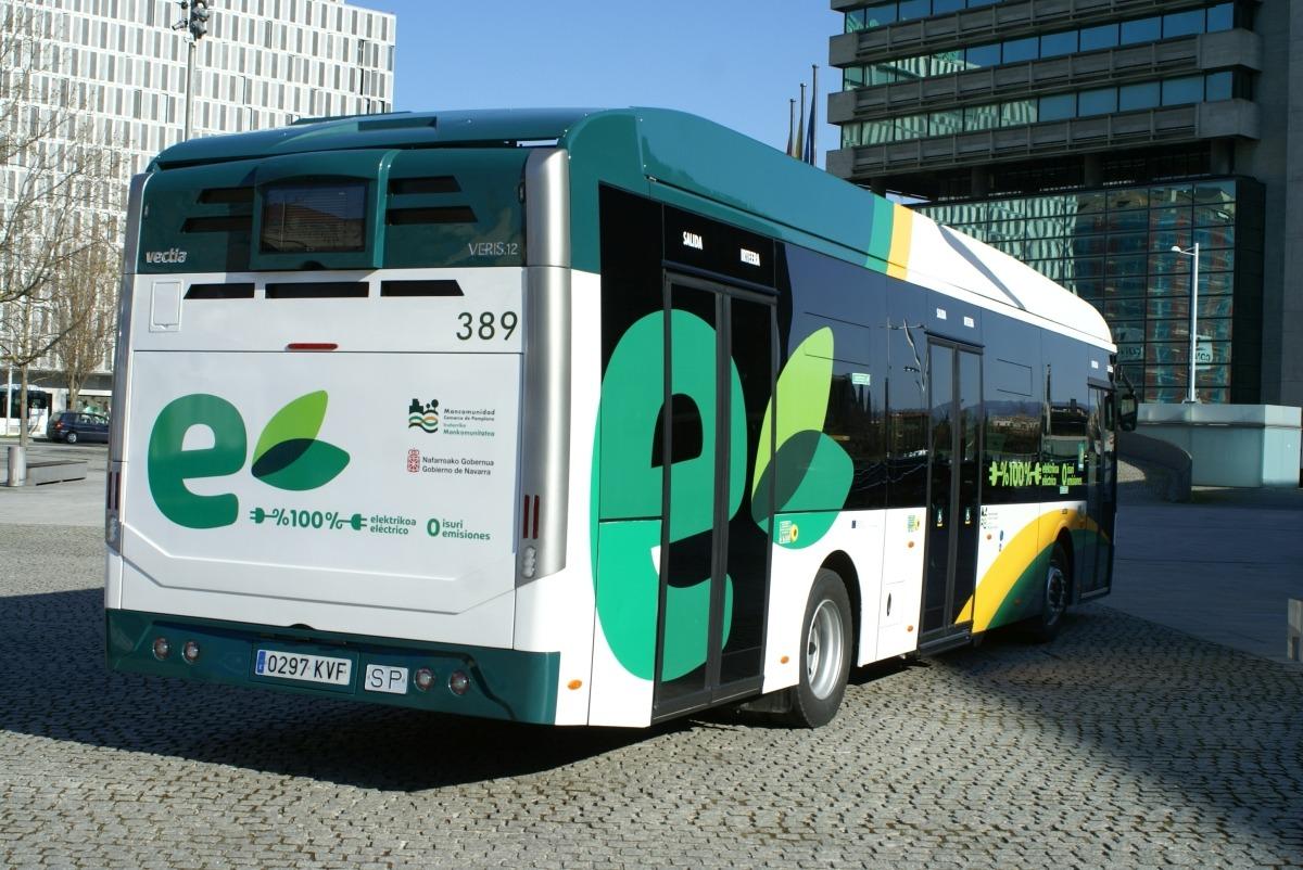 Autobús eléctrico MCP.