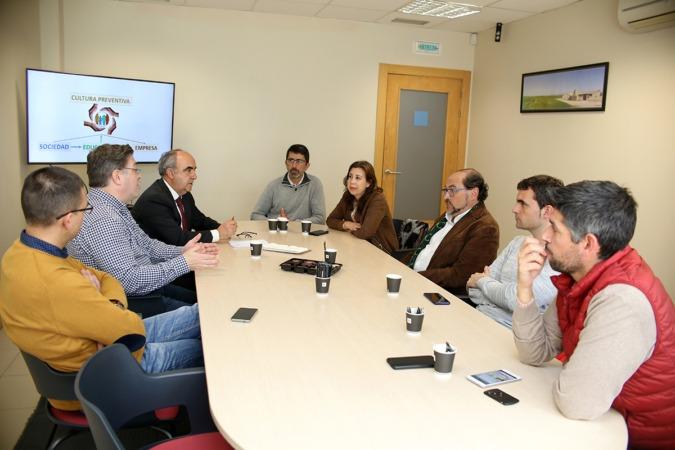 Enercluster, Tesicnor, IED Greenpower Frenos Iruña, Siemens-GAMESA participaron en este encuentro.