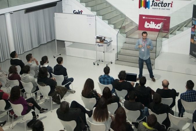 El evento tendrá lugar en las instalaciones de Navarra Factori en CEIN.