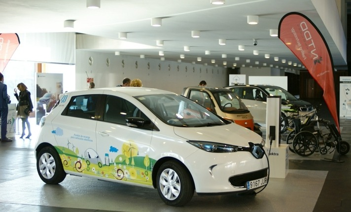 Renault eléctrico NaVEAC days 2019