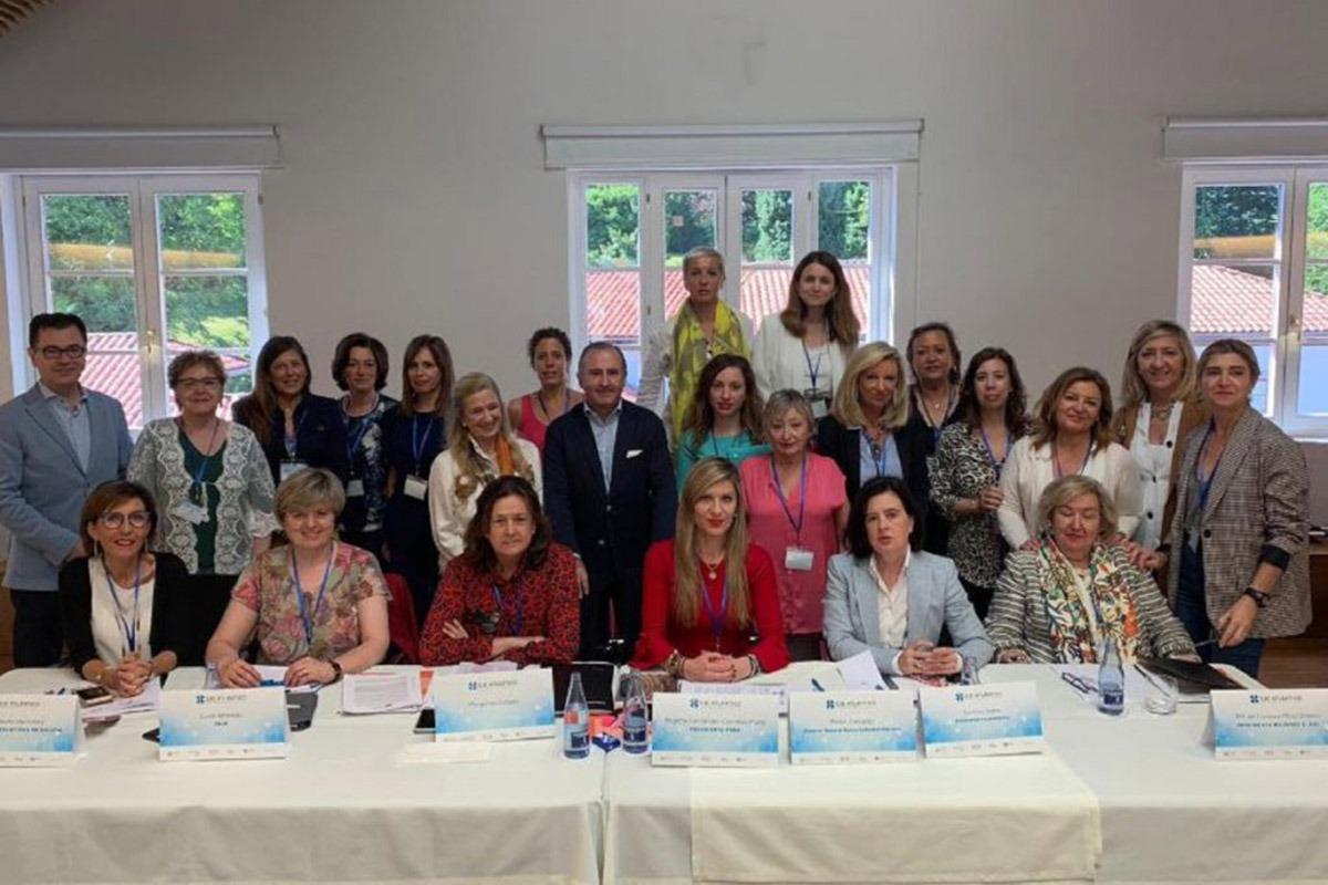 Amedna en la conformación del Eje Atlántico de Mujeres Empresarias y Directivas.