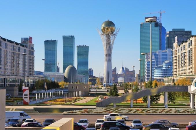 ASTANA-KAZAJISTAN