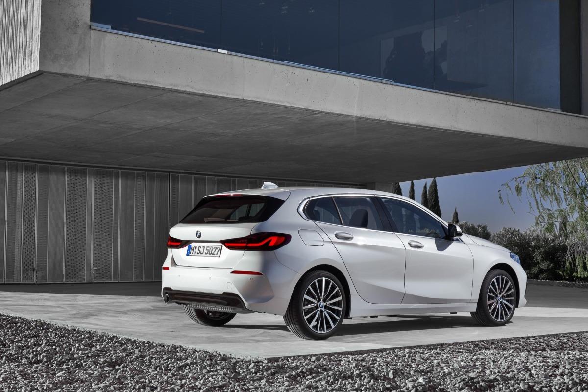 BMW Serie 1 02
