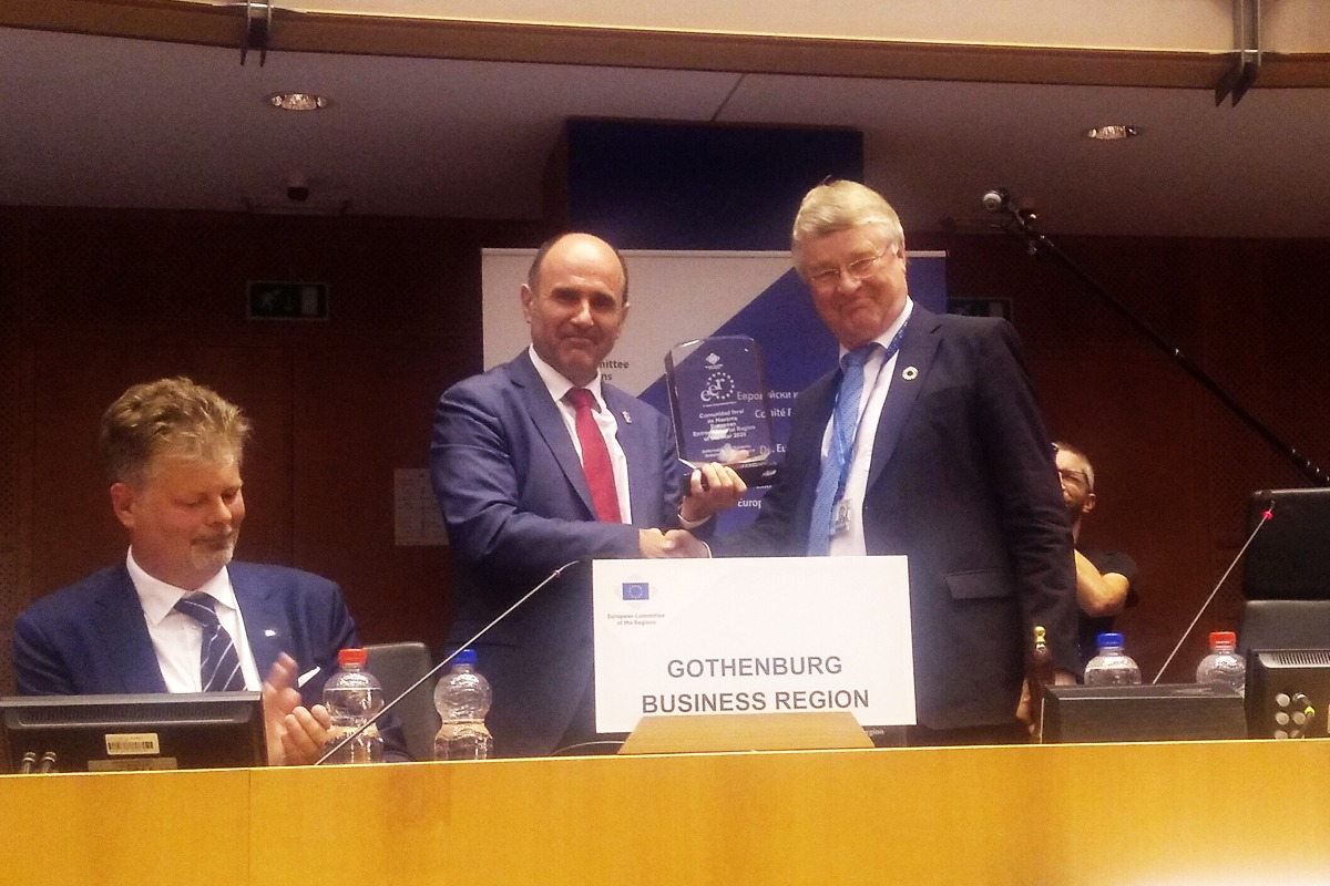 Bruselas premio navarra ayerdi