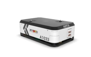 Modelo AGV de ASTI.