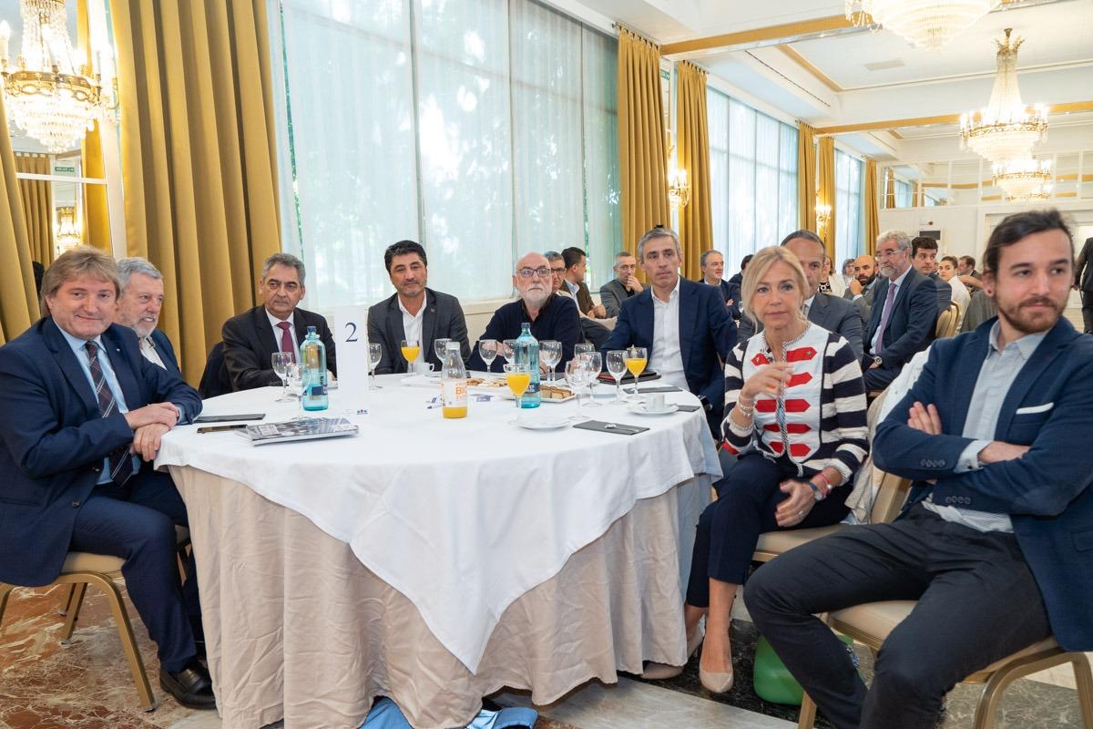 Desayuno Empresarial con Gerardo Cuerva, presidente de CEPYME