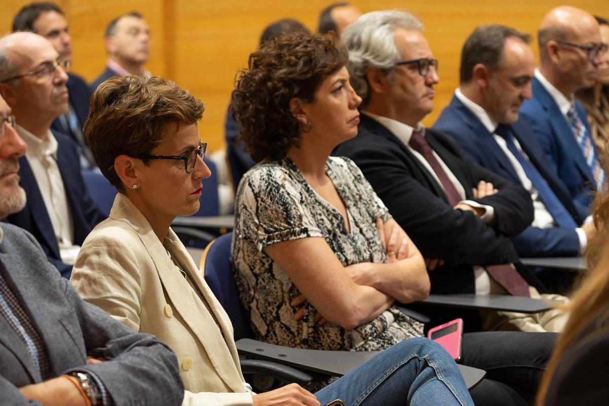 """Presentación de """"El Espejo de la empresa navarra 2019"""""""