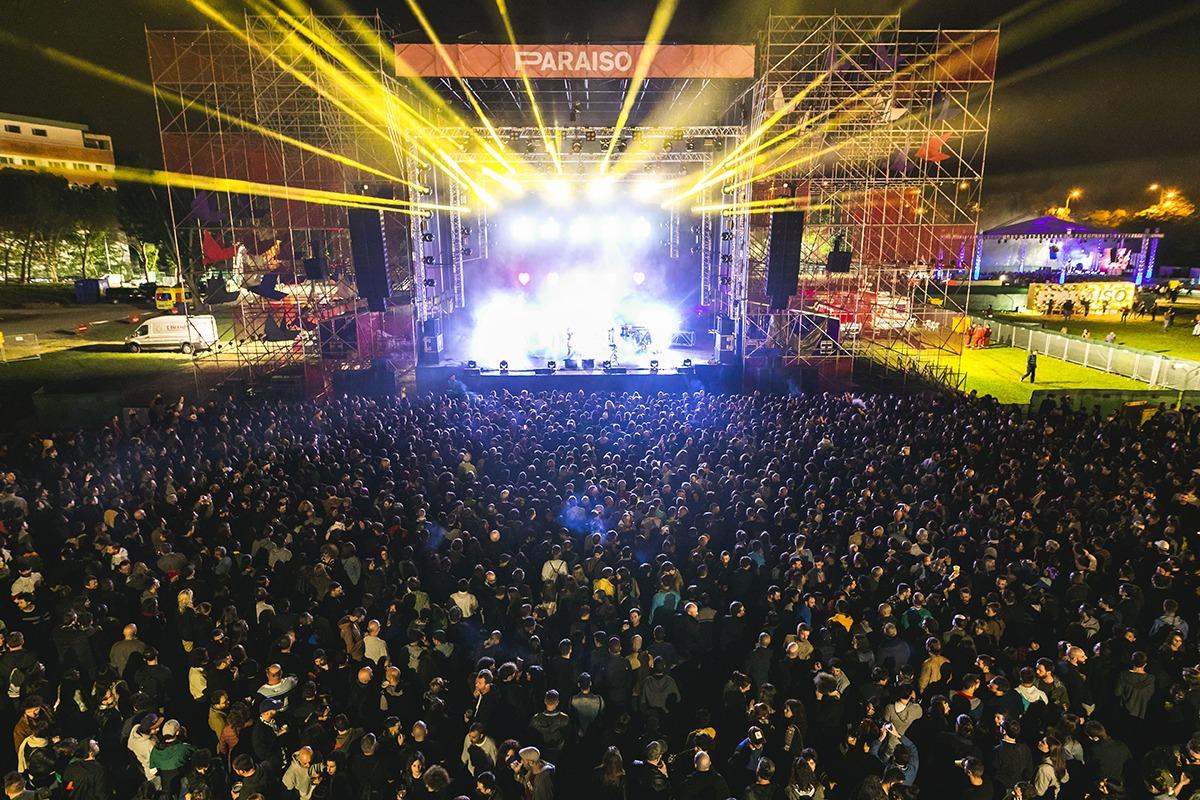El Festival Paraíso se estrenó el año pasado y su éxito les ha llevado a repetirlo. (Foto: Rodrigo Mena Ruiz)