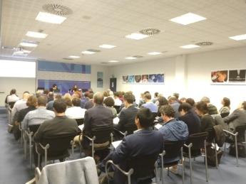 El Workshop 'Aplicaciones de Electrónica Impresa aplicada al sector de Movilidad' congregó en Pamplona a más de 70 expertos nacionales e internacionales.