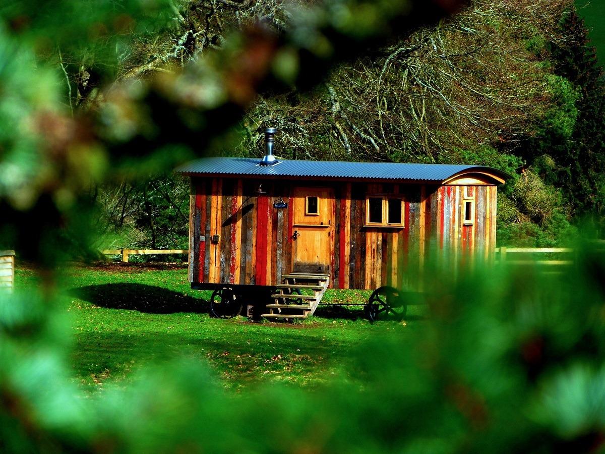Las mini casas o tiny houses son un éxito en EEUU.