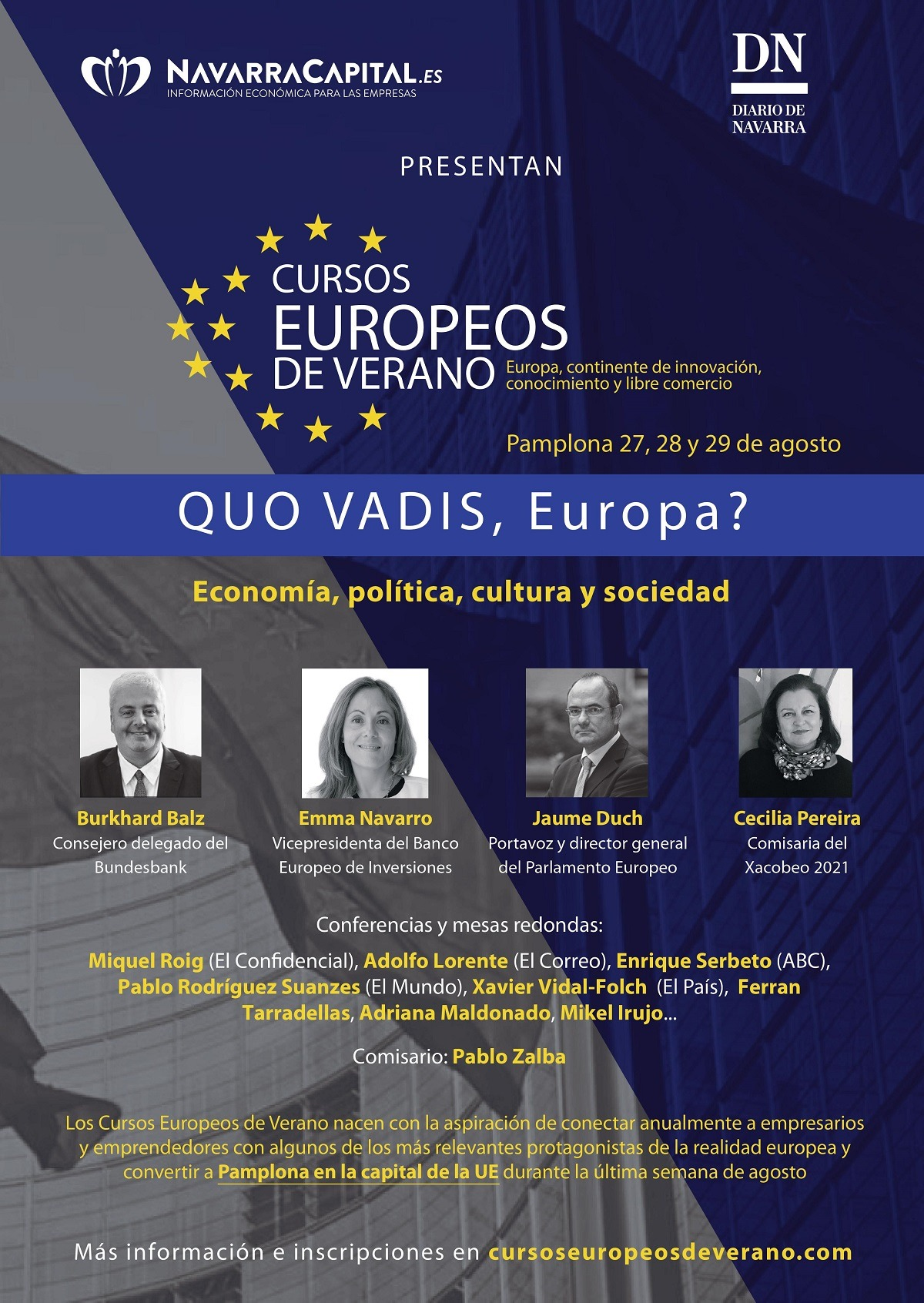 CURSOS EUROPEOS DE VERANO