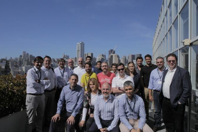 Ganadores y finalistas de los PEXXI en Silicon Valley.