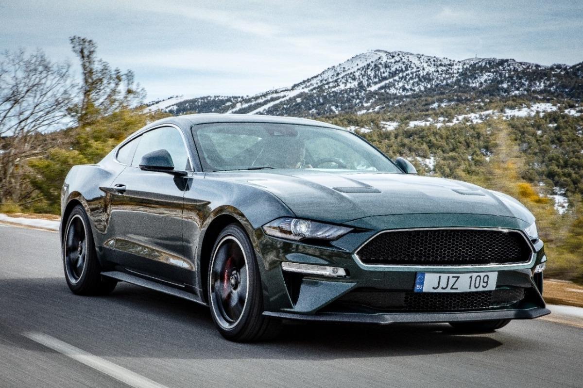 El Mustang Bullit sigue un año más en fabricación.