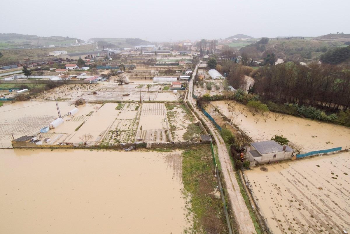 Inundaciones-Tafalla