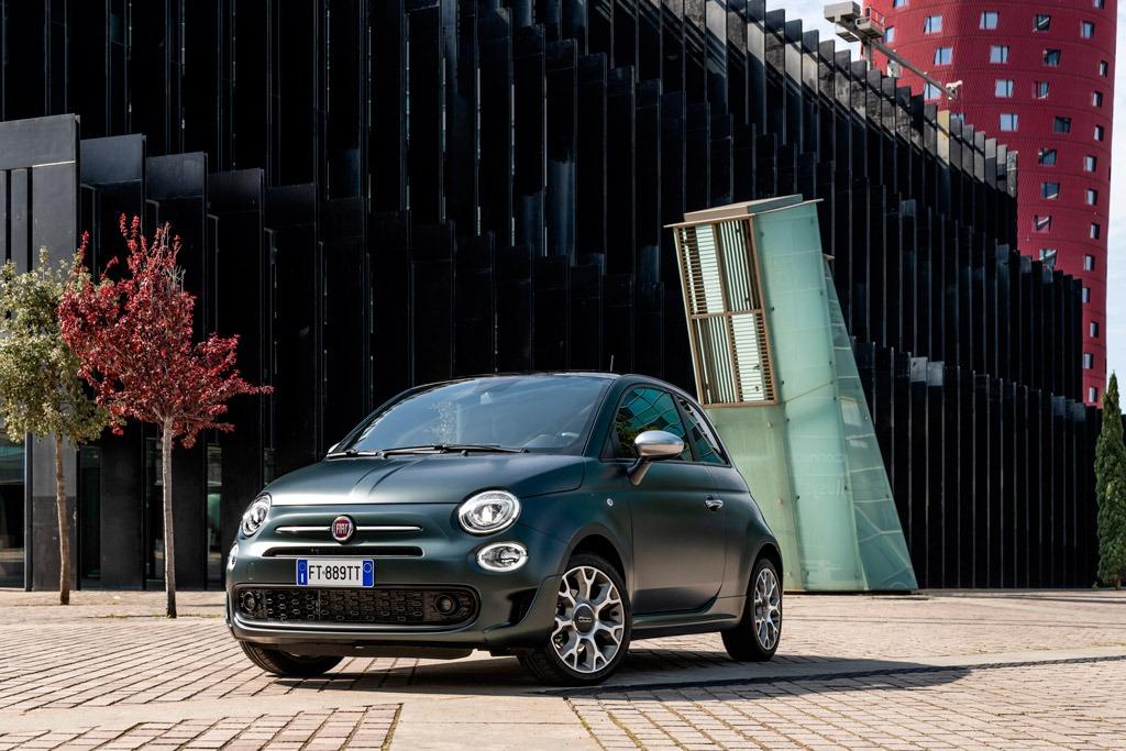 El Fiat 500 abre camino al renting por internet.