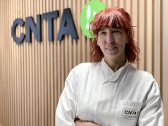 Raquel Virto, de CNTA.