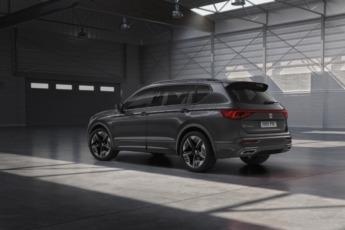 La estética del nuevo SUV es muy llamativa.